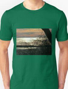 Lake Erie, Ontario Sunset Unisex T-Shirt