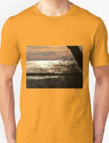 Lake Erie, Ontario Sunset T-Shirt