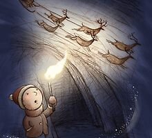 Reindeer Discovery by Jeff Grader