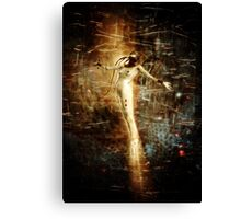 Rising Angel (updated) Canvas Print