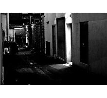 Smoko Photographic Print