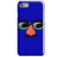 Zak McKracken Glasses iPhone Case/Skin