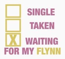 WAITING FOR MY FLYNN by sayers