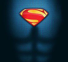 Superman - Man of Steel Suit by robozcapoz
