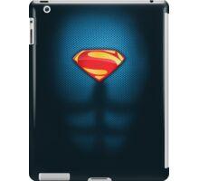 Superman - Man of Steel Suit iPad Case/Skin