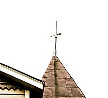 Weather Vane by Rod  Adams