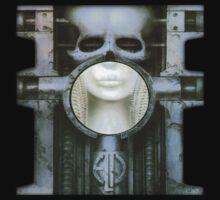 Emerson, Lake & Palmer - Brain Salad Surgery by Garblesnatcher