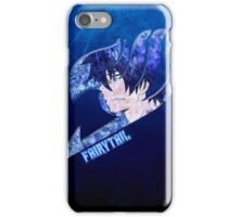 Fairy Tail Ice iPhone Case/Skin