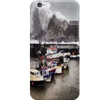 Set Sail In the Storm iPhone Case/Skin