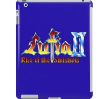 Lufia 2 (SNES) Title Screen iPad Case/Skin