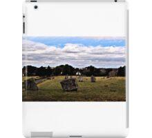 Avebury Afternoon B iPad Case/Skin