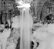 Winter Falls by buddykfa