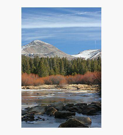 Tuolumne River 1 Photographic Print