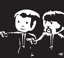 Pulp Fiction by martyrbanana