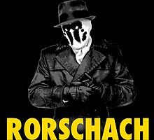 Rorschach by stevohimself