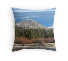 Tuolumne River 2 Throw Pillow