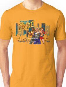 Streets of Rage (Genesis) Title Screen Unisex T-Shirt