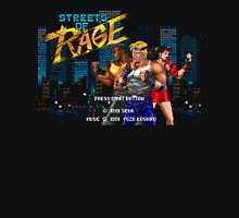 Streets of Rage (Genesis) Title Screen T-Shirt
