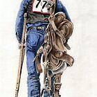 Rodeo Cowboy by RainbowDesign