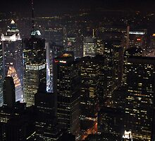 View Of New York by risingstar