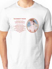 The Serenity Prayer 4 Unisex T-Shirt