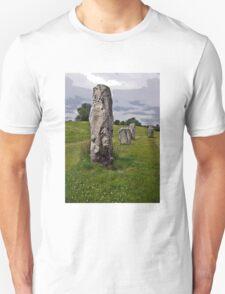 Avebury Circle F Unisex T-Shirt