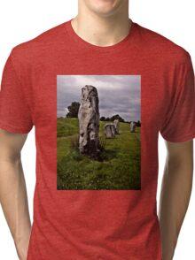 Avebury Circle H Tri-blend T-Shirt