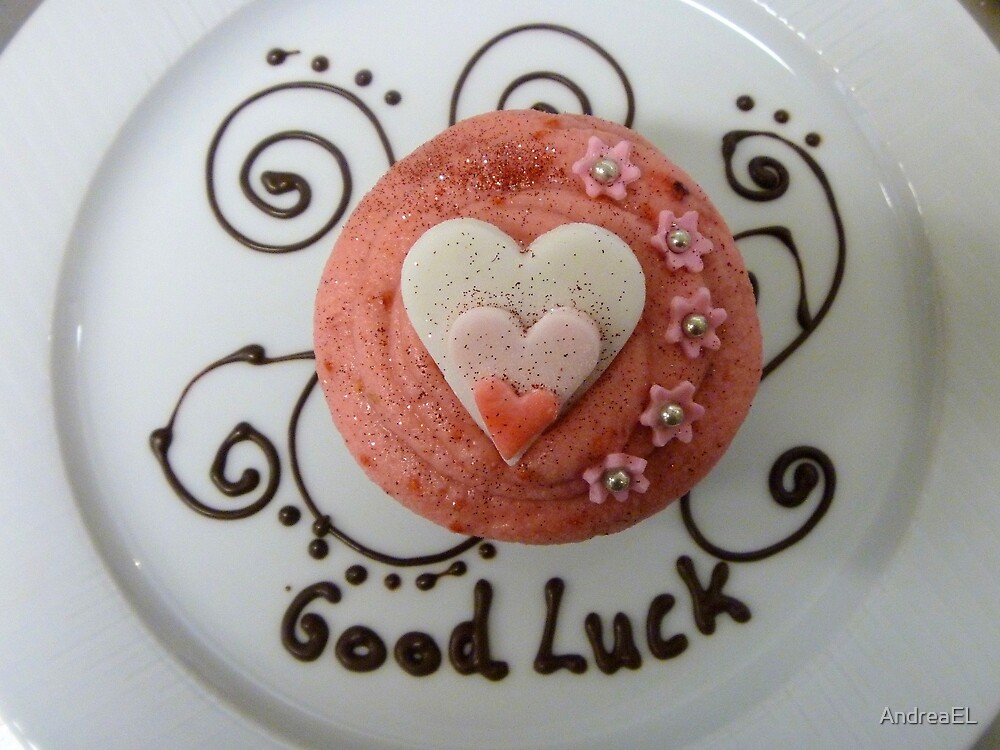 Good Luck!! - Cupcake By Haydene - NZ by AndreaEL