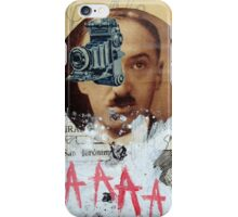 JERONIMO DADA N.16 iPhone Case/Skin