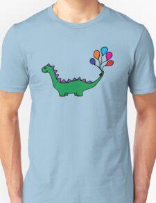 Whimsical Dino T-Shirt