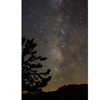 Mojave Night Photographic Print