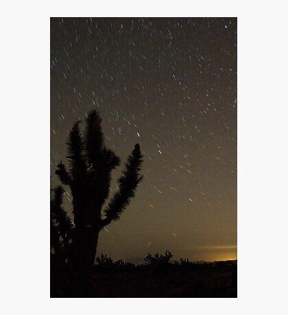 Mojave Night 2 Photographic Print