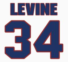 National football player Anthony Levine jersey 34 by imsport