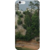 Pictured Rocks National Lakeshore iPhone Case/Skin