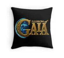 Illusion of Gaia (SNES) Title Screen Throw Pillow