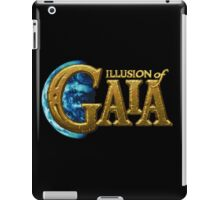 Illusion of Gaia (SNES) Title Screen iPad Case/Skin
