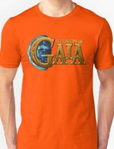 Illusion of Gaia (SNES) Title Screen Unisex T-Shirt