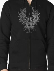 Dragon Age Grey Warden Symbol Zipped Hoodie