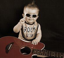 Youngest Rock Star!!! by ajreece