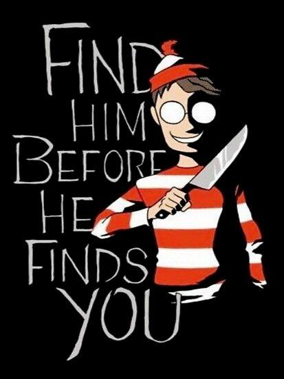 Where's Waldo? by JordanRhysZubi