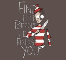 Where's Waldo? Kids Clothes