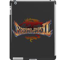 Breath of Fire 2 (SNES) Title Screen iPad Case/Skin
