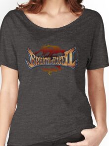 Breath of Fire 2 (SNES) Title Screen Women's Relaxed Fit T-Shirt