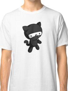 Ninja Kitty Classic T-Shirt
