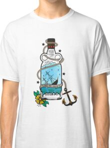 FLOAT OR DROWN Classic T-Shirt