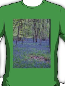 Beautiful bluebells number 2 T-Shirt