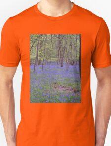 Beautiful bluebells number 2 T-Shirt