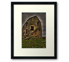 The Hayloft Framed Print