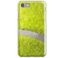 MAN CAVE THROW PILLOW SERIES  - TENNIS BALL iPhone Case/Skin