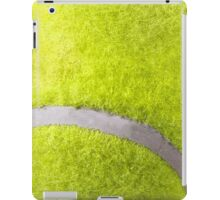 MAN CAVE THROW PILLOW SERIES  - TENNIS BALL iPad Case/Skin